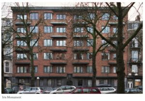 tussenoorlogs apartementsgebouw_figuur 2