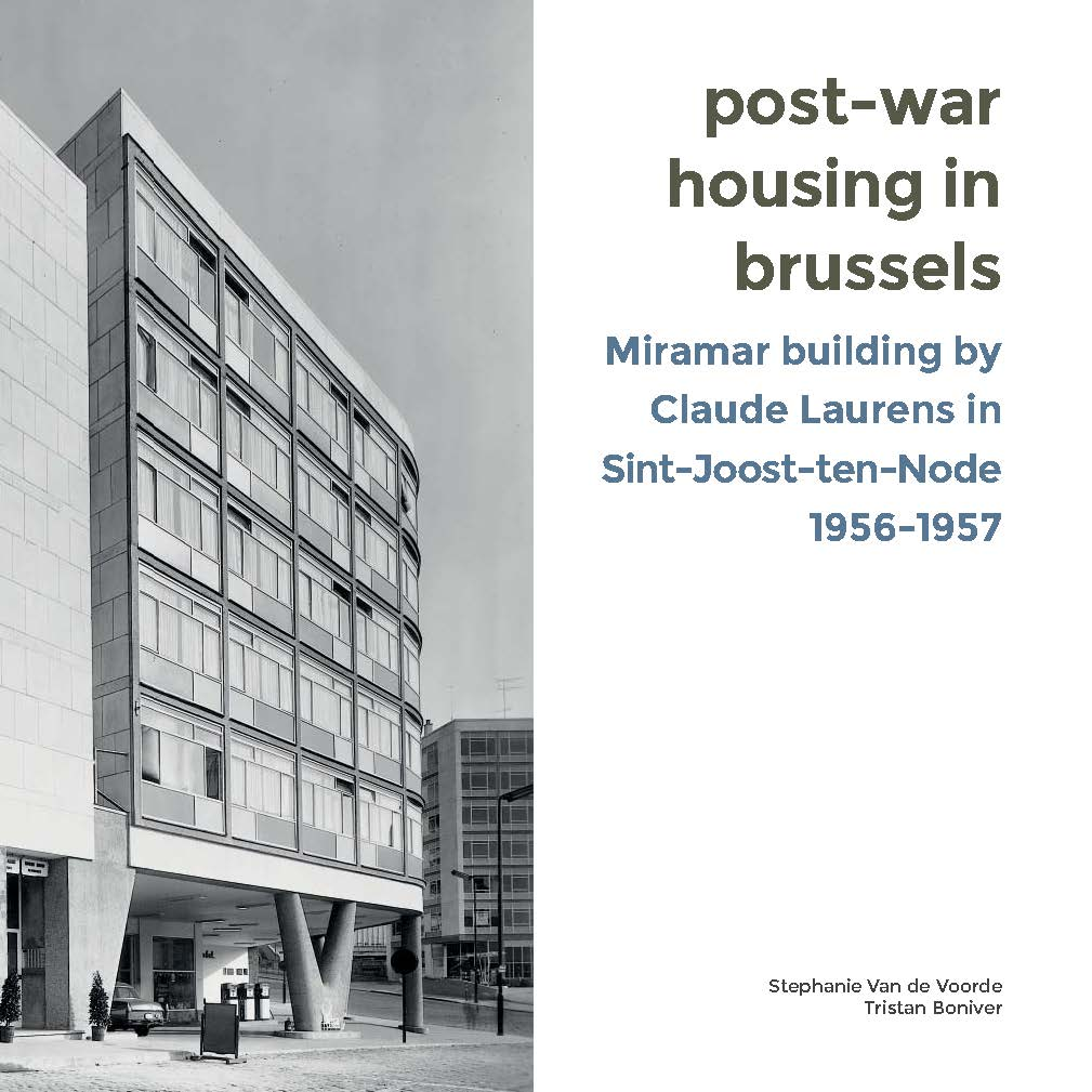 Postwar Building Materials In Housing In Brussels
